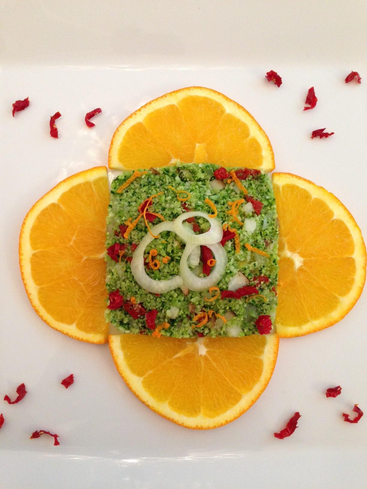Cous cous di cavolo broccolo da Giuliana 1